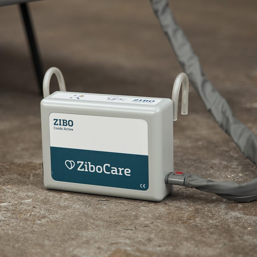 Zibo Combi Active | Pumpeindstilling