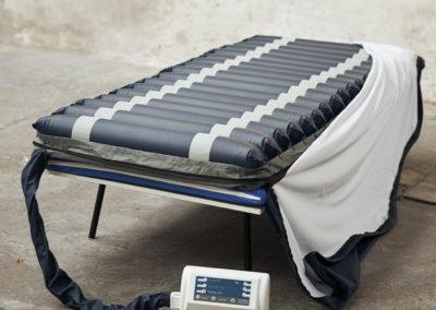 Zibo Flow Auto | Sammenpakning af madrassen