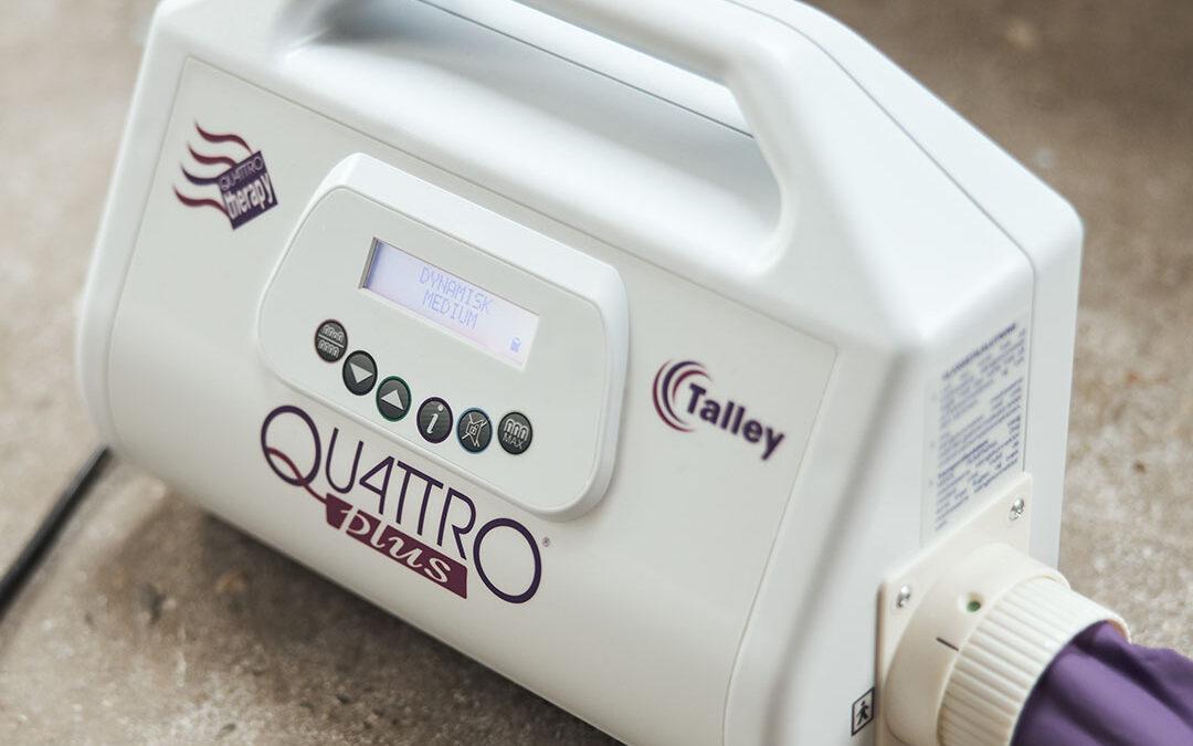 Quattro Plus | Pumpeindstilling